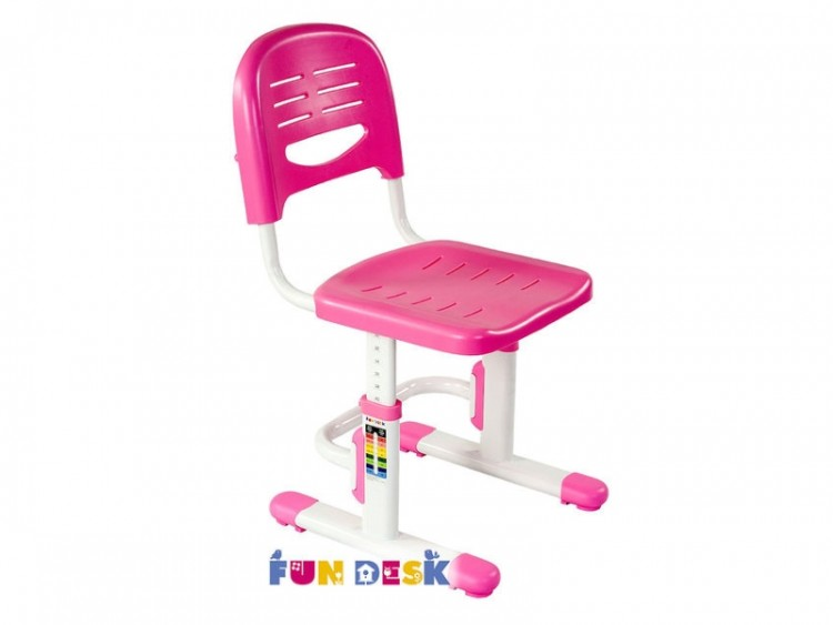 Fundesk. Стул детский SST3 Pink
